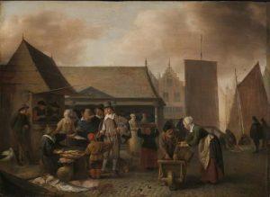 Shoppen in het Amsterdam van de zeventiende eeuw
