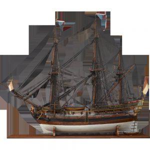 Gouden Eeuw zorgde voor bloeiende scheepsbouw