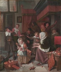 Sinterklaas, de held van de zeelieden