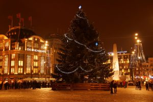De kerstboom: (g)een eeuwenoude traditie?