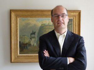 Cornelis Springer maakte Enkhuizen mooier
