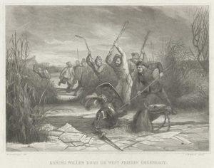 Graaf Willem II: een keizer in spe
