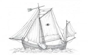 Een oogje in het zeil houden en een bezem in de mast voeren