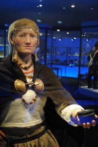 Hilde's familie uitgebreid met Drechtje uit de Bronstijd