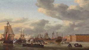 Scheepvaartmuseum jubileert met bonte expositie