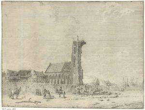 Het lot van de Sint Agneskerk