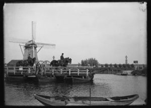 Lijn door het landschap: het Amsterdam-Rijnkanaal