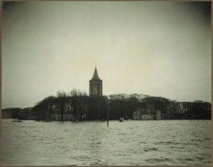 De watersnood van 1916