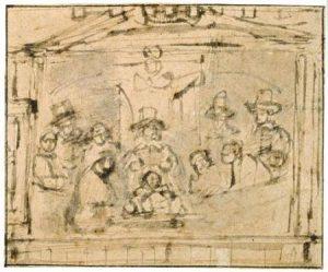 Rembrandt, de dokter en het lijk
