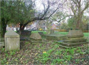 Joodse begraafplaats in Ouderkerk aan de Amstel