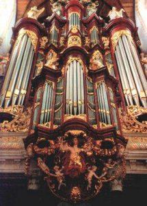Müllerorgel: Duits orgelspel in Haarlemse St. Bavokerk