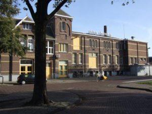 Union Chocoladefabriek in Haarlem