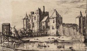 Een tragische liefdesgeschiedenis op Slot Purmersteijn