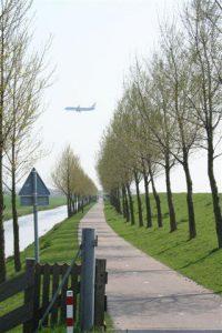 De Geniedijk: de groene ruggengraat van de Haarlemmermeer