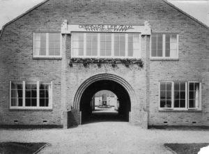 De Openbare Leeszaal te Hilversum