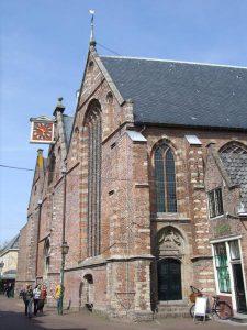 De oudste kerk in de Hoornse binnenstad