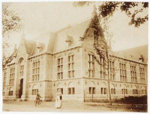 Arrondissementsrechtbank Alkmaar: Geestersingel 15