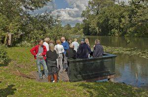 Fort bij Hinderdam: toevluchtsoord voor de natuur