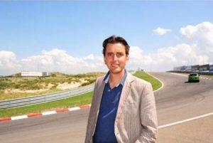 """Zandvoort: """"Ik klom over het hek om in de pitstraat te komen"""""""