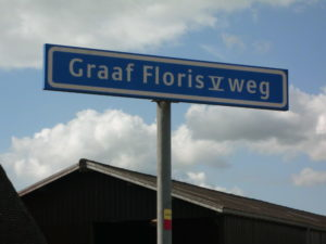 Floris V gepakt bij Egelshoek?