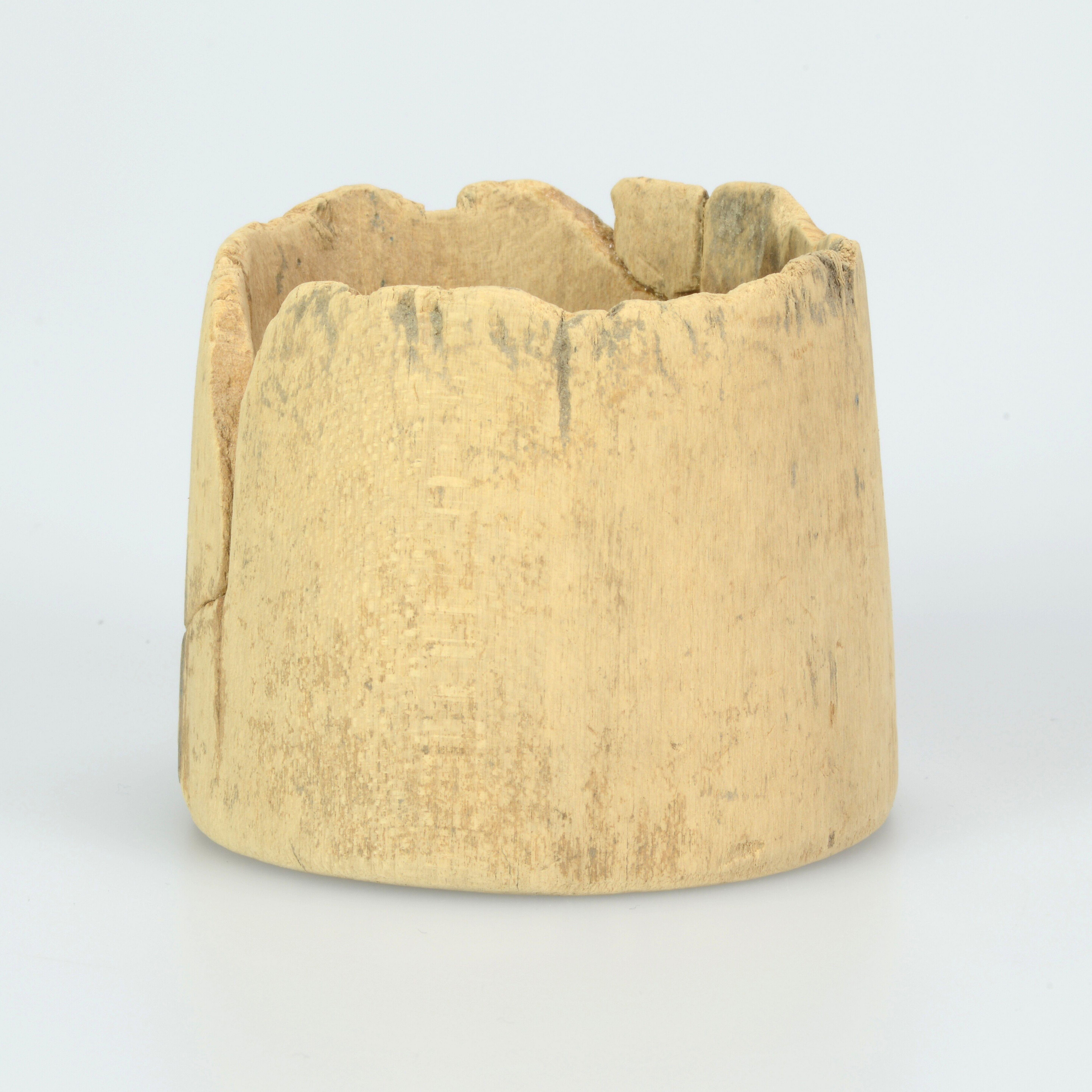 Beukenhouten potje, Vondst, Archeologie, Beverwijk