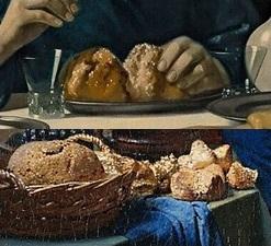 Brood, Johannes Vermeer, Han van Meegeren, Wikipedia.