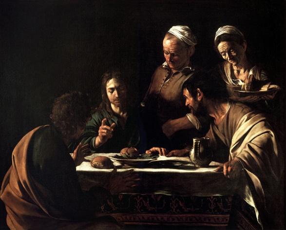 Avondmaal te Emmaus, Caravaggio, vervalsing, Han van Meegeren