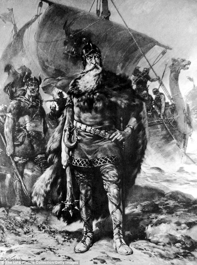 Vikingen, Rorik van Dorestad