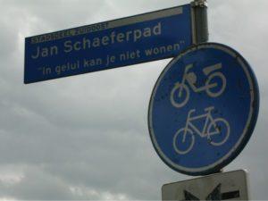 Amsterdam bouwt tot pal aan de provinciegrens