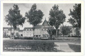 Landgoed Willibrordus: omgekeerde integratie
