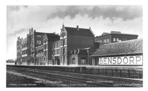 Bensdorp: Wonen in een chocoladefabriek