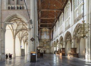 De Grote of Sint-Laurenskerk in Alkmaar