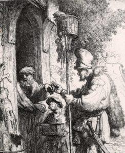 'Rembrandts mensen zitten altijd vol leven'