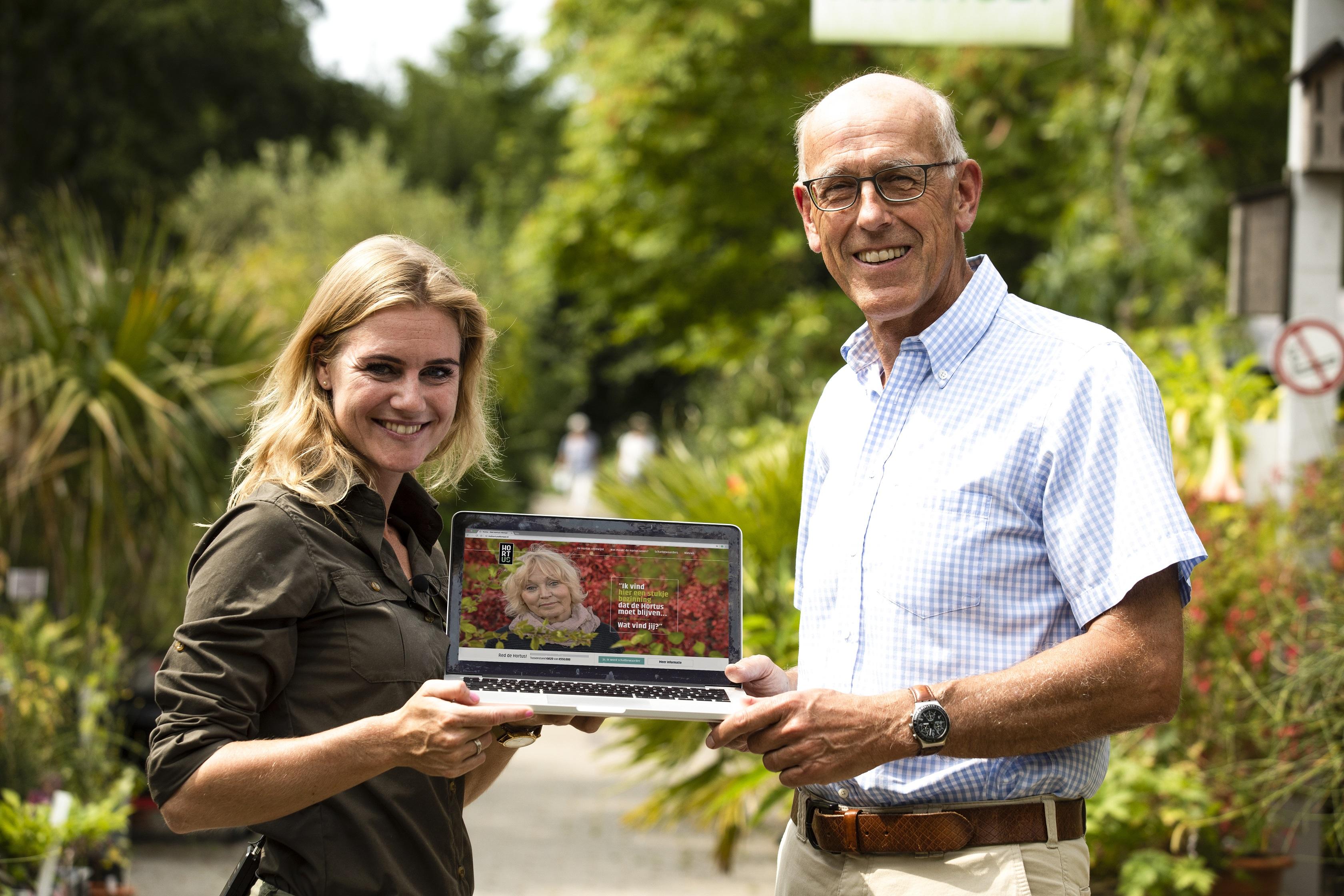 Botanische Tuin Alkmaar : Oneindig noord holland hortus alkmaar start fondsenwervingsactie