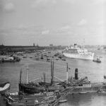 De bewogen geschiedenis van een droomschip