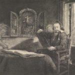 Zelden getoond werk Rembrandt in Rembrandthuis