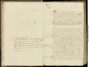 Stadsarchief Amsterdam maakt notarisstukken toegankelijk