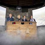 Pampus laat bezoekers virtuele luchtreis maken