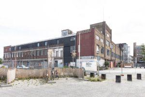 Ringers: van chocoladefabriek naar ontmoetingsplek