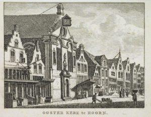 De Oosterkerk: schipperskerk van Hoorn