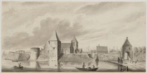 Kasteel Radboud: burcht van Floris V