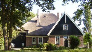 Stolpboerderij Swanenplaats: West-Friese wijn