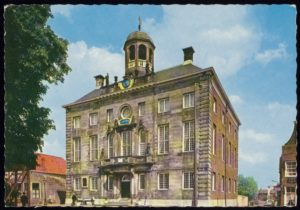 Hollands classicisme in Enkhuizen