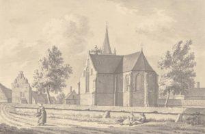 De Martinuskerk en de zeeslag op het Hoornse Hop