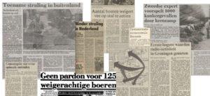 Besmette melk en radioactieve spinazie: Tsjernobyl in Holland
