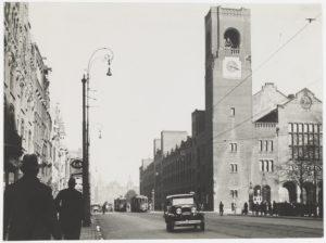 Met Jan Feith door Amsterdam (1933)
