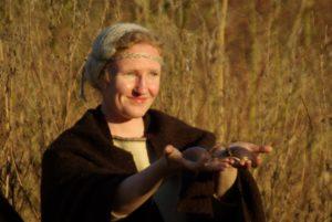 Bronstijdmeisje Julia en de schatten van West-Friesland