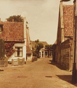 Hoe het oude dorp Velsen stil viel