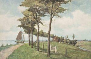 Met Jan Feith door de Haarlemmermeer (1933)