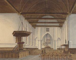 Noord-Hollandse kerken: levend religieus erfgoed